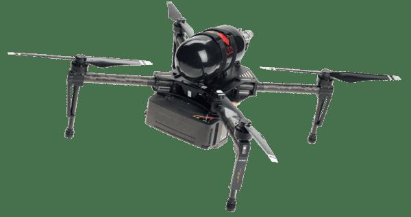 Lightweight cylinder for UAV hydrogen fuel cell