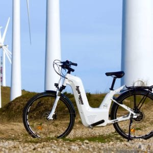 Pragma Alpha Pedalec electric bike